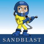 SANDblastman