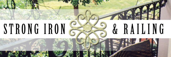 Specialty - Strong Iron & Railing