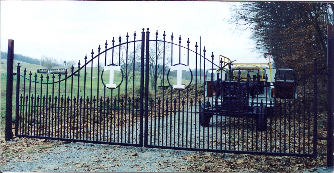 Tennessee Football Fan Gate