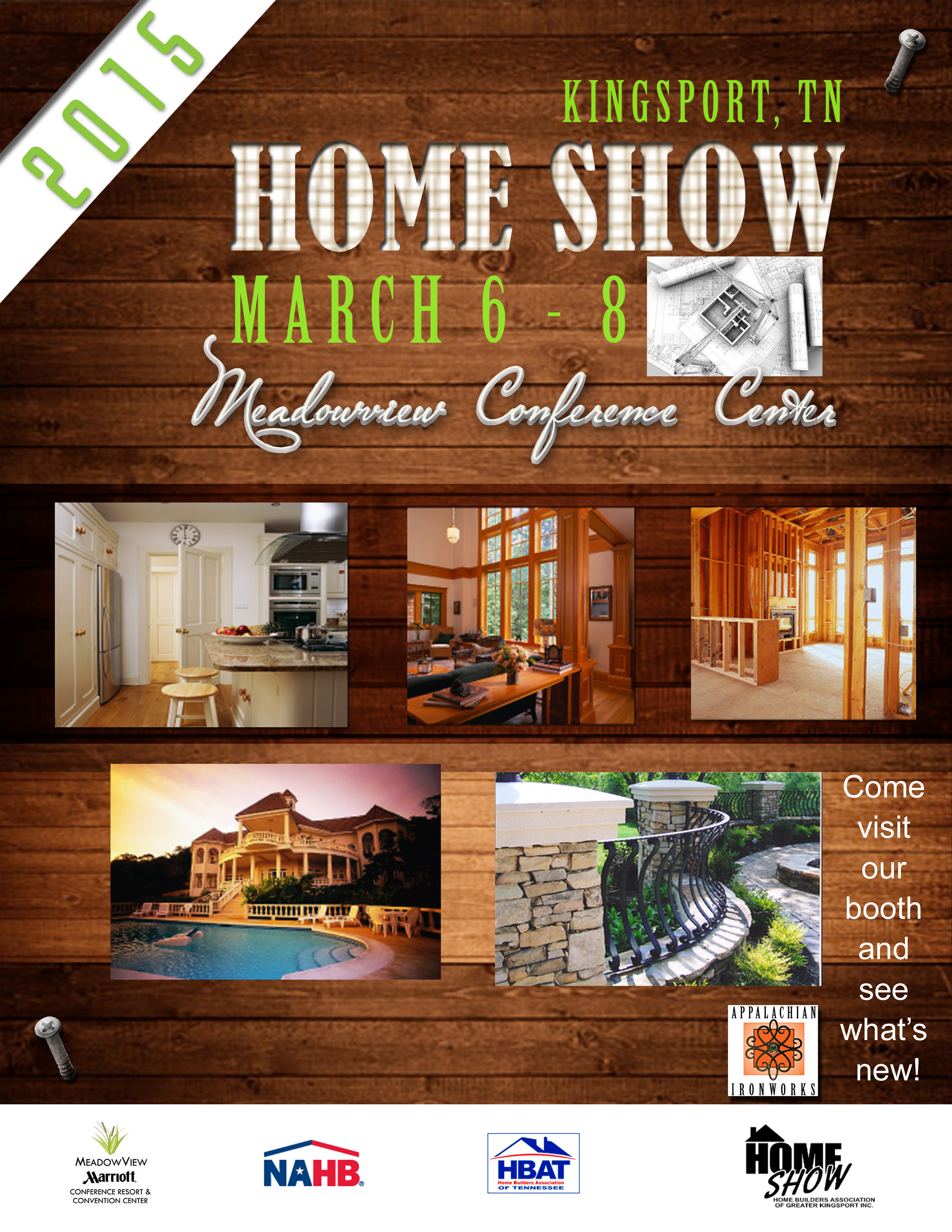 The 2015 Kingsport Homeshow